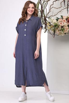 Платье Michel Chic 989 синий