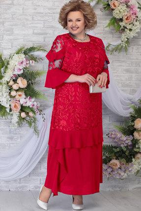 Платье Ninele 5781 красный