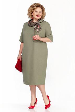 Платье Pretty 867 зеленый