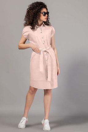 Платье Сч@стье 7073 розовый