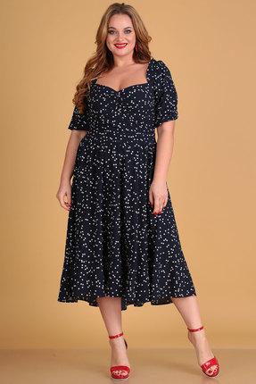 Платье Danaida 1858 синий