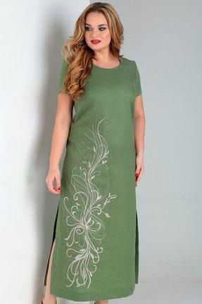 Платье Jurimex 2240 зеленый