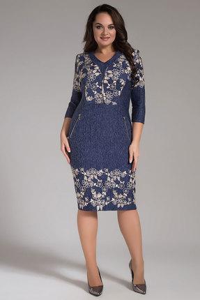 Платье Avanti Erika 891 синий