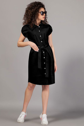 Платье Сч@стье 7073-1 черный