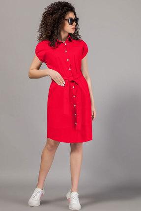 Платье Сч@стье 7073-3 красный