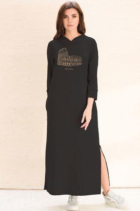 Платье Faufilure с1039 черный
