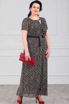 Платье Мадам Рита 5088 черный