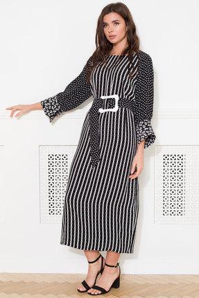 Платье Faufilure с1064 черный фото