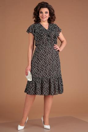 Платье Мода-Юрс 2560 черный