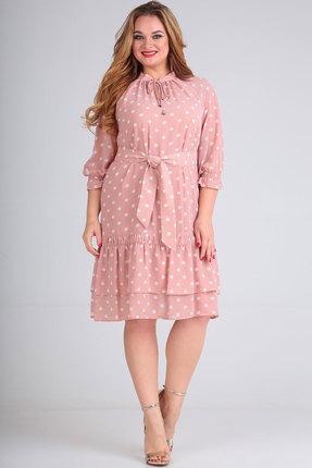 Платье SOVITA 775 розовый