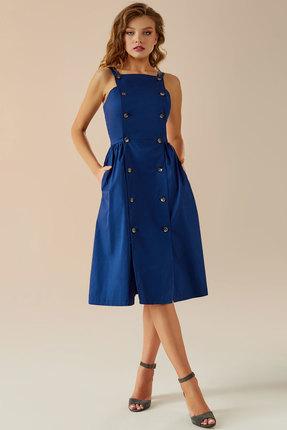 Сарафан Andrea Fashion AF-7 синий