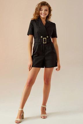 Комбинезон Andrea Fashion AF-12 черный
