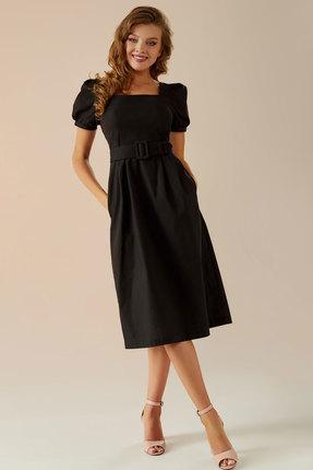 Платье Andrea Fashion AF-14 черный