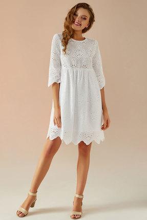 Платье Andrea Fashion AF-19 белый