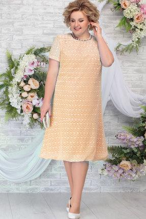Платье Ninele 5782 персик