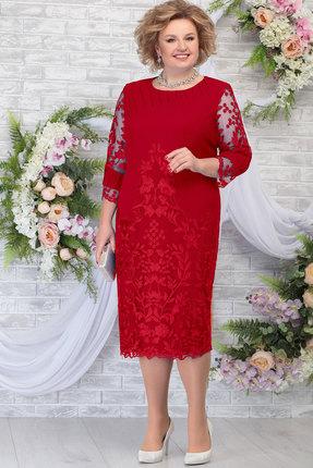Платье Ninele 5783 красный