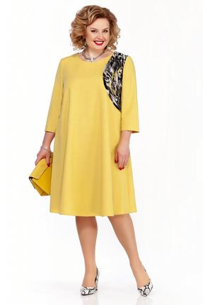 Платье Pretty 1116 желтый