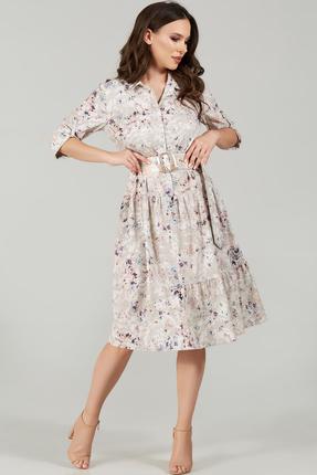 Платье Teffi style 1487 мескалин фото