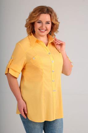 Рубашка Таир-Гранд 6254 желтый