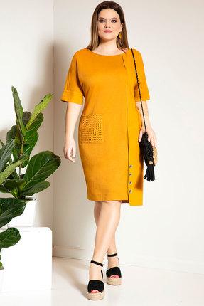Платье JeRusi 2055 желтый