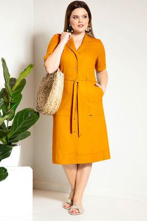 Платье JeRusi 2064 желтый