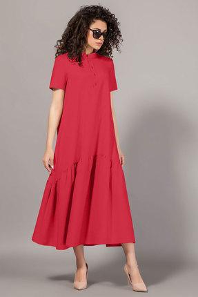 Платье Сч@стье 7078-3 красный
