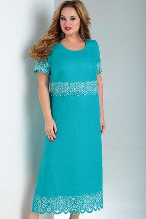 Платье Jurimex 2246 бирюза