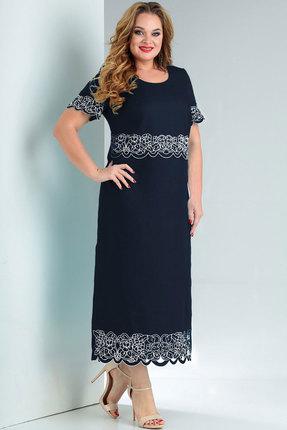 Платье Jurimex 2246-2 синий фото
