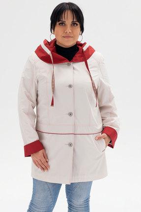 Куртка Bugalux 1110а молочный фото