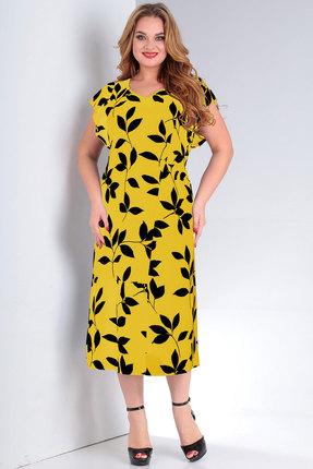 Платье Jurimex 2243-2 желтый фото