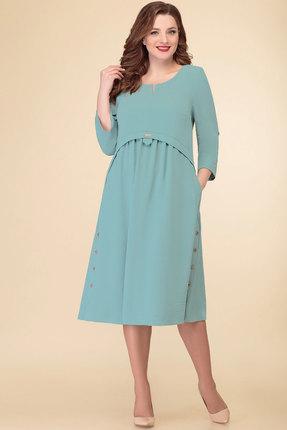 Платье Дали 4294 мята фото