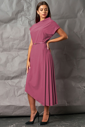 Платье Миа Мода 1053-2 клевер фото
