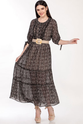 Платье LaKona 1302 черный фото