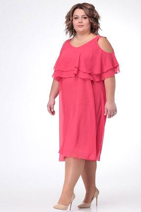 Платье Belinga 1023 коралл