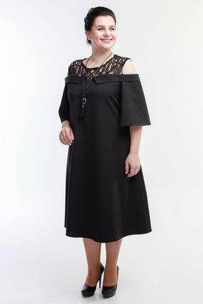 Платье Belinga 1059 черный