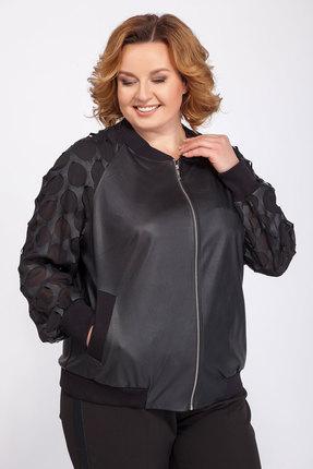 Куртка Belinga 1603 чёрные тона фото