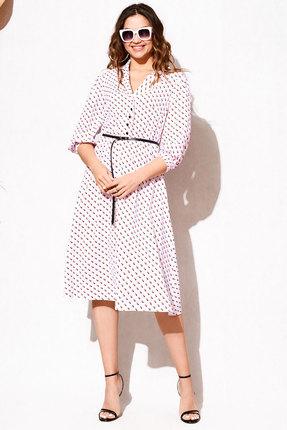 Платье ЛЮШе 2373 белый фото