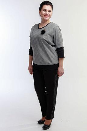 Комплект брючный Belinga 2011 серый с черным фото