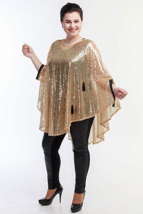 Комплект брючный Belinga 2016 золото с черным фото