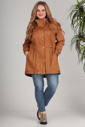 Куртка SandyNa 13679 охра фото