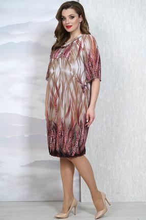 Платье Белтрикотаж 6675 серые тона фото