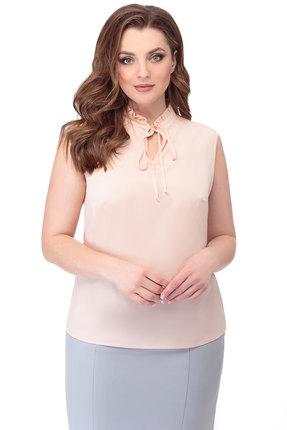 Блузка БелЭкспози 1177 персик фото