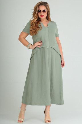 Платье SOVITA 103 серый фото
