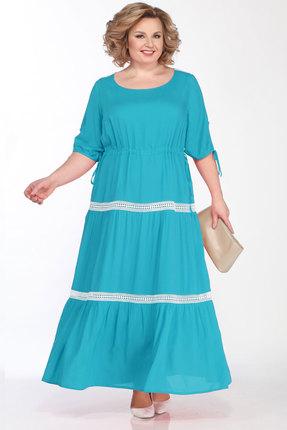 Платье Lady Secret 3648 бирюзовый фото