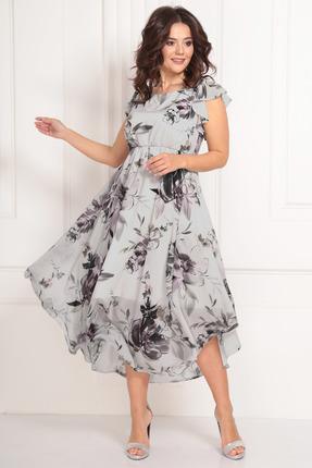 Платье Solomeya Lux 697-2 светлые тона