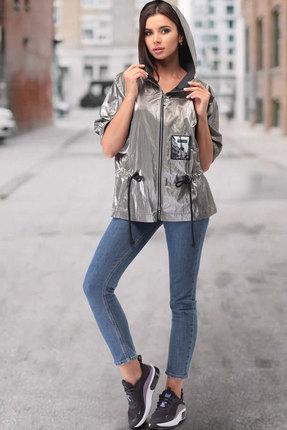 Куртка ТАиЕР 870 серебристый фото