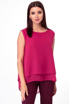 Блузка Anelli 809 розовый
