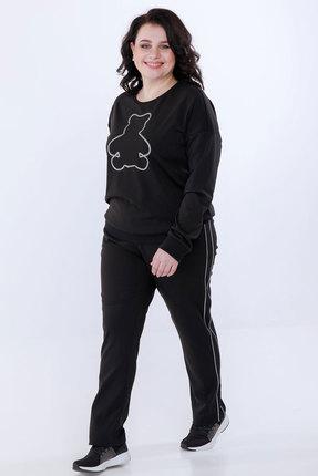 Спортивный костюм Belinga 2039 чёрный фото