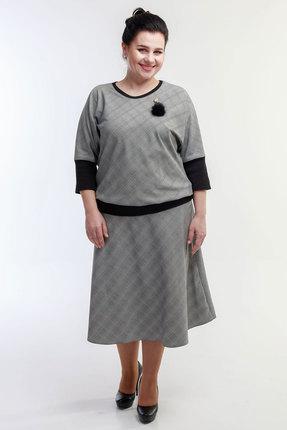 Комплект юбочный Belinga 3004 серый фото