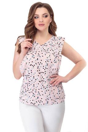 Блузка БелЭкспози 1337 розовый фото